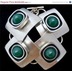 Big Sale Green KEA Denmark Bracelet by TheJewelryLadysStore, $100.00