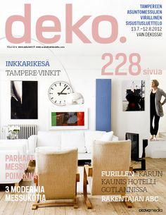 Deko's print magazine 7/12