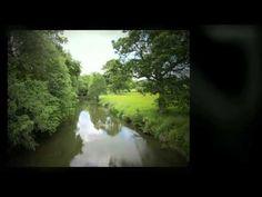 Walks Ludlow Shropshire (Bromfield & Bringewood Chase) Heart Of England Hiking Route UK