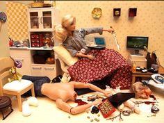barbie asesina II