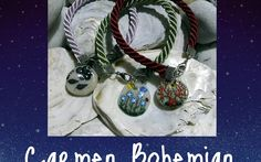 Google+ #CarmenBohemian #jewelry #accessories #boho #hippie #Style #design #artisan #gift #craft #handmade #macrame #gypsy #madeinSpain  https://www.instagram.com/carmen_bohemian/
