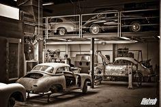 Porsche 356, Porsche Cars, Classic Car Garage, Classic Cars, Ferdinand Porsche, My Ride, Car Accessories, Used Cars, Cool Cars