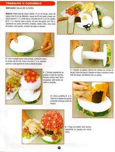 Tarta de gominolas