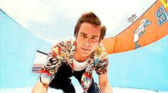 "I got Ace Ventura from ""Ace Ventura: Pet Detective""! Which Jim Carrey Character Are You?"