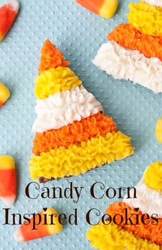 Tutorial with steps & pictures for lovely Halloween cookies | CakeJournal.com