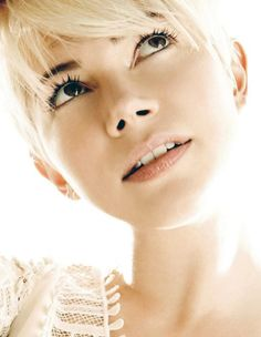 Michelle Williams for cover of Angeleno magazine shot by Tony Duran