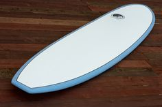 "9'6"" ULTIMATE SKY EPOXY Surfboard  San Diego, CA www.degree33surfboards.com"
