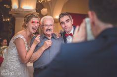 Fotograf ślubny w pracy – Przygotowania do reportażu