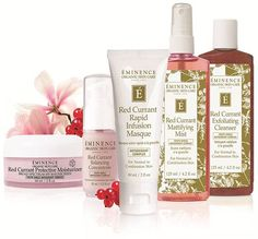 Eminence Organic Skin Care. Great line for anti aging.