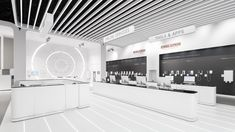 Dart stages the fair appearance of Stiebel Eltron at ISH 2017 in Frankfurt/Main in a new, futuristic look and feel. Exhibition Stand Design, Exhibition Display, Exhibition Space, Hall Design, Booth Design, Brand Architecture, Smart Home, Store Design, Futuristic