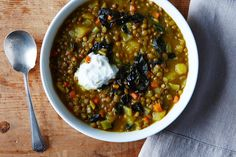 // How to Make Lentil Soup Without a Recipe