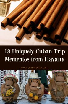 What to buy in Havana? Follow this Havana shopping guide to find the best Cuban and Havana souvenirs to take home.