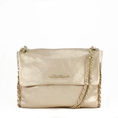 Elaine Turner Spring 2013 - Nala Handbag in Champagne - Zanzibar Collection - available now!!