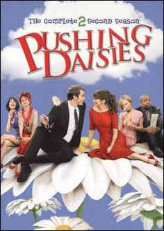 Pushing Daisies (not a movie but I loved watching this series). I thought it was kinda cute in a weird way.