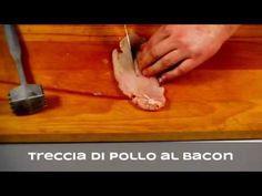 Treccia di Pollo al Bacon