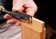 Love this video! Chisel Tricks for Hand-Cut Joinery