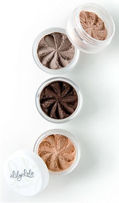Lily Lolo I have about 8 shades of their eyeshadows and love them all Best mineral products I've tried so far #lililolo