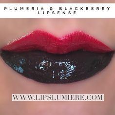 Plumeria & blackberr