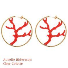 myfavorites  Aurélie Biderman chez Colette Boucles d'oreilles