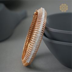 Manubhai Jewellers offers a wide selection of gold & diamond earrings, necklaces, rings, & bangles. Visit our store in Borivali to check out the latest jewellery designs. Talwar Jewellers, Manubhai Jewellers, Gold Diamond Earrings, Diamond Bangle, Diamond Jewelry, Plain Gold Bangles, Bridal Bangles, Gold Rings Jewelry, Best Diamond
