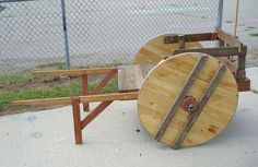 War Cart for Pennsic | Flickr - Photo Sharing!