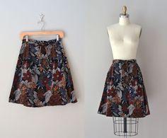 vintage skirt ~ dear golden