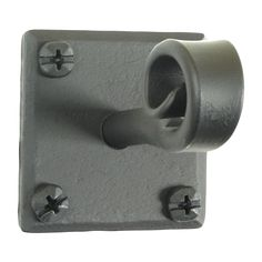 Scroll Hook Square Backplate