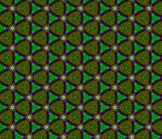 birds_of_paradise_5 fabric by southernfabricdiva on Spoonflower - custom fabric
