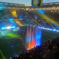 Şükrü Saraçoğlu Stadyumu, (Fenerbahçe) Kadıköy, İstanbul
