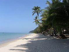 Ko Chang Island, Thailand <3  White Sand Beach