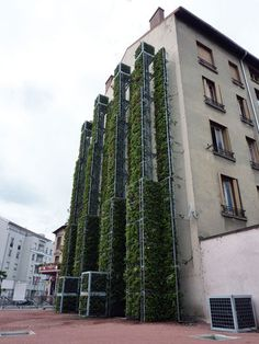 awesome stuff, we need more of this in the world #greenbuildings