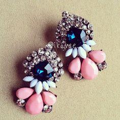 Earrings #NousSommesBelle
