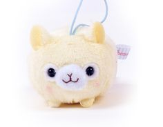 "Alpacasso ""Tsum Tsum"" Phone Screen Cleaner Cube Charm 