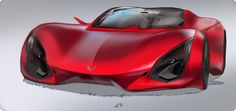 N Y M E Y E R Car Design Sketch, Car Sketch, Lamborghini Concept, Automotive Design, Auto Design, Cool Sketches, Transportation Design, Car Detailing, Car Car