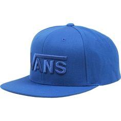 Boné Vans Drop V Snapback True Blue 87c1f6681bc