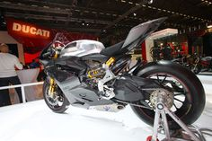 DUCATI PRESENTS PANIGALE 1199 RS 13 SUPERBIKE AND START TO REVEAL 2013 MODELS AT COLOGNE\'S INTERMOT SHOW