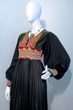 Vintage 1970s KUCHI AFGHAN Velvet by VicAndBertieVintage on Etsy