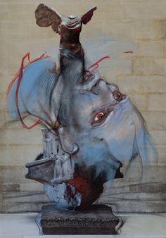 Enki Bilal - Les fantômes du Louvre