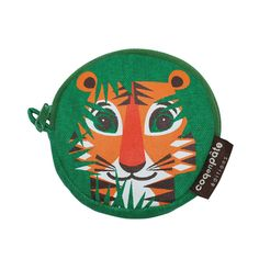 Tiger - Purse from TUSK homewares