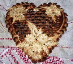 пирог сердце фото