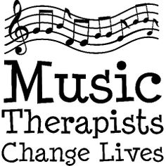 Music Therapy- I totally need this to hang in both of my offices!!!!