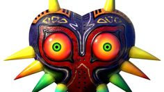 Here are 11 New Official Art Images from Majora's Mask 3D