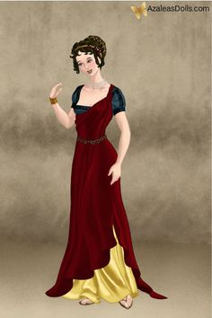 Roman Snow White by ~PinkPetalEntrance on deviantART