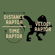 Veloci Raptor T-Shirt - Funny Nerd Shirts - Ideas of Funny Nerd Shirts - snorg tees Nerd Humor, Golf Humor, Humor Humour, We Will Rock You, Just For You, Science Humor, Science Quotes, Science Cartoons, Science Facts