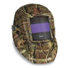 Mossy Oak Variable Shade Auto-Darkening Welding Helmet, Camo