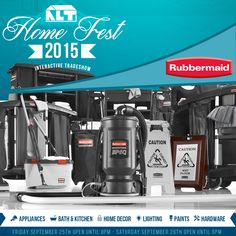 Rubbermaid is a well known American manufacturer & distributor of many household items. Come see us at The 5th Annual Home Fest 2015 Interactive Tradeshow on Friday September 25th and Saturday September 26th 2015. ‪#‎homefest2015‬ ‪#‎caymanislands‬ ‪#‎rubbermaid‬ ‪#‎althompson‬