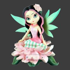 Perfect Peony By Jasmine Becket-Griffith