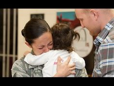 Best Welcome Homecoming Soldier Surprise Home Compilation 8