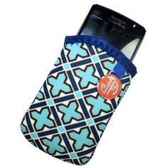 Jonathan Adler Moroccan Grill BlackBerry® Pouch at www.peddlersgifts.com
