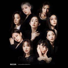 Film Aesthetic, Bad Girl Aesthetic, Kpop Girl Groups, Kpop Girls, Cute Couple Pictures, Blackpink Jisoo, Jaehyun, Black Velvet, Couple Goals